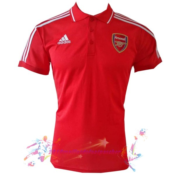 Maillot De Foot Pas Cher adidas Polo Arsenal 2019 2020 Rouge