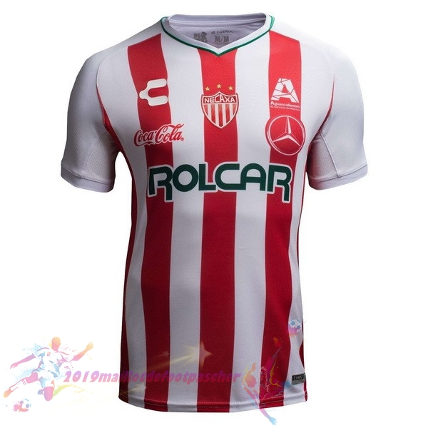 Maillot De Foot Pas Cher Tenis Charly Domicile Maillots Club Necaxa 2018-2019 Rouge