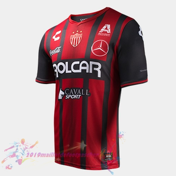 Maillot De Foot Pas Cher Tenis Charly Exterieur Maillots Club Necaxa 2017 2018 Rouge