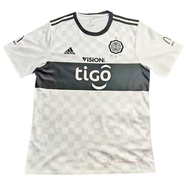 Maillot De Foot Pas Cher adidas Domicile Maillot Club Olimpia 2020 2021 Blanc