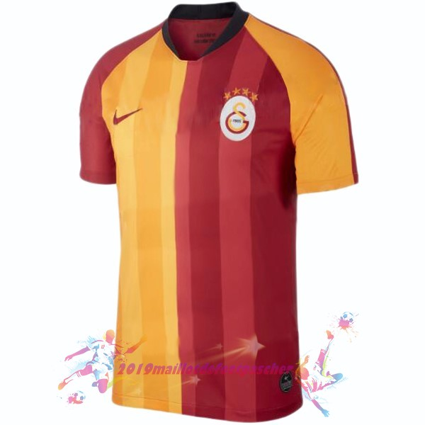 Maillot De Foot Pas Cher Nike Domicile Maillot Galatasaray SK 2019 2020 Orange