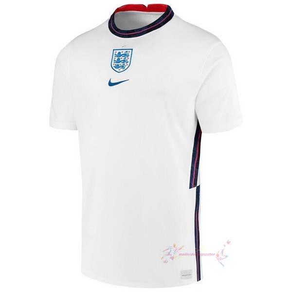 Maillot De Foot Pas Cher Nike Domicile Maillot Angleterre 2020 Blanc
