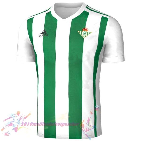 Maillot De Foot Pas Cher adidas Domicile Maillots Real Betis 2017 2018 Vert