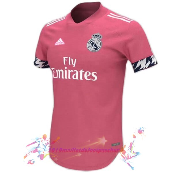 Maillot De Foot Pas Cher adidas Concept Exterieur Maillot Real Madrid 2020 2021 Rose