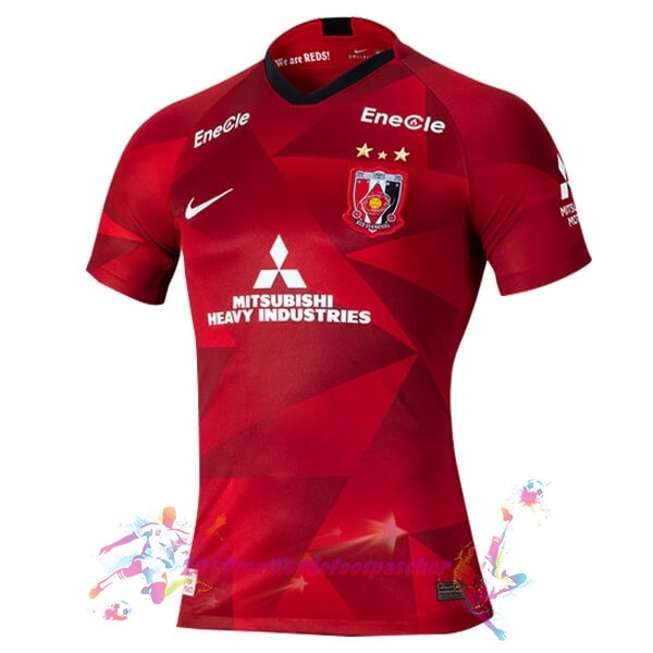 Maillot De Foot Pas Cher Nike Domicile Maillot Urawa Red Diamonds 2020 2021 Rouge